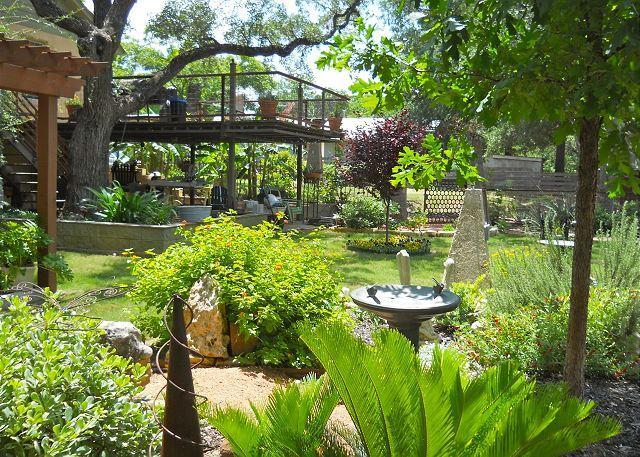 Garden Hide Away - 2BR/1BA Quiet Rental - Gorgeous Gardens, Great Value - Image 1 - Austin - rentals