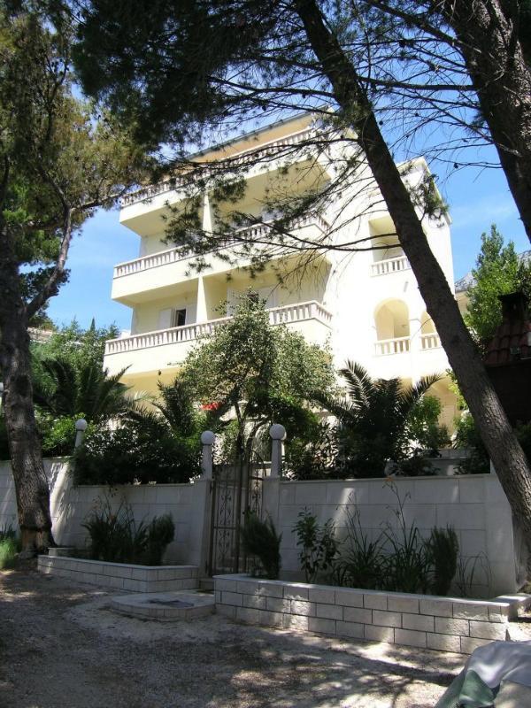 Villa Rosso - Image 1 - Baška - rentals
