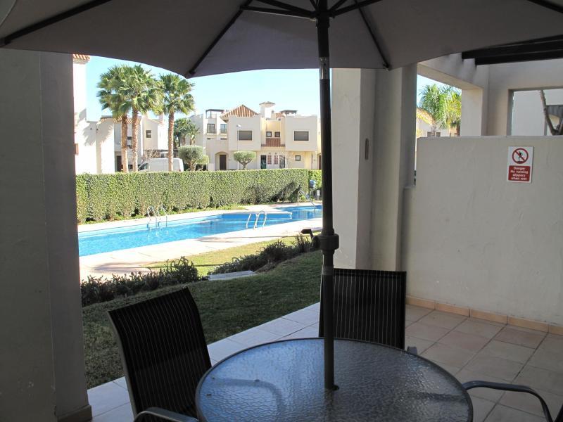 Patio - 2 Bedroom House @ Roda Golf and Beach Resort - Los Alcazares - rentals