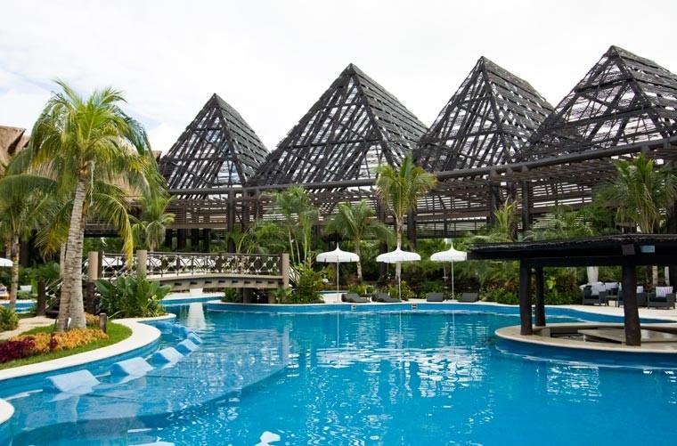 Grand Luxxe Riviera Maya: 3140 sq. ft 2 BR Villa - Image 1 - Riviera Maya - rentals