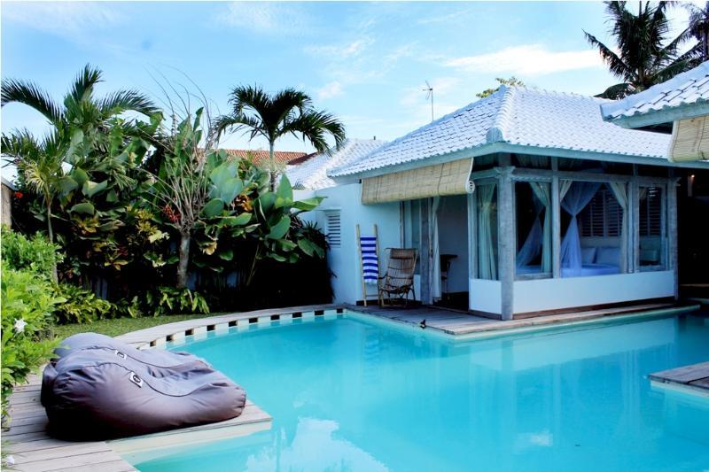 Modern 2BR Pool Villa, Eat. Str.,Central Seminyak - Image 1 - Seminyak - rentals
