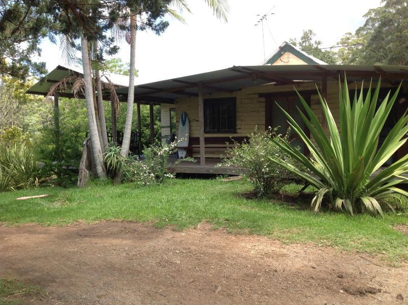 Grassy Head Cottage - Grassy Head Farm - Yarrahapinni - rentals
