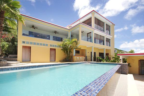 Kismet at Oyster Pond, Saint Maarten - Gated Community, Ocean View, Pool - Image 1 - Oyster Pond - rentals