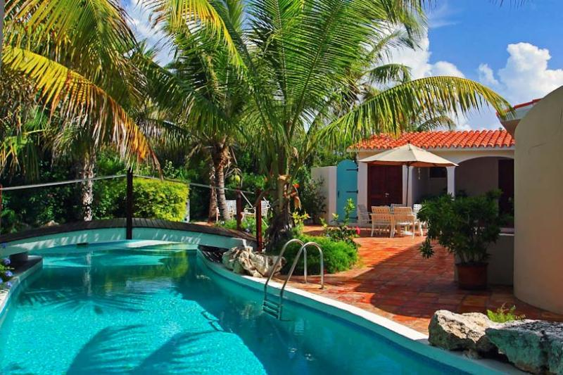 EMBPJ at Forest Bay, Anguilla - Beachfront, Pool - Image 1 - Forest Bay - rentals