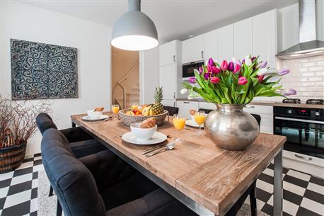 Vondelgarden Apartment 1 - Image 1 - Amsterdam - rentals