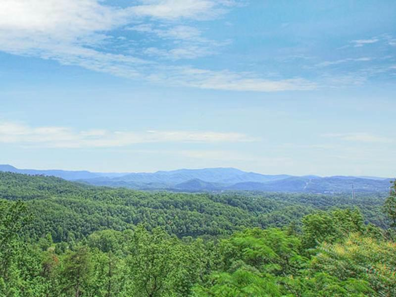 A View To Remember At Twin Rock Mountain - Image 1 - Pigeon Forge - rentals