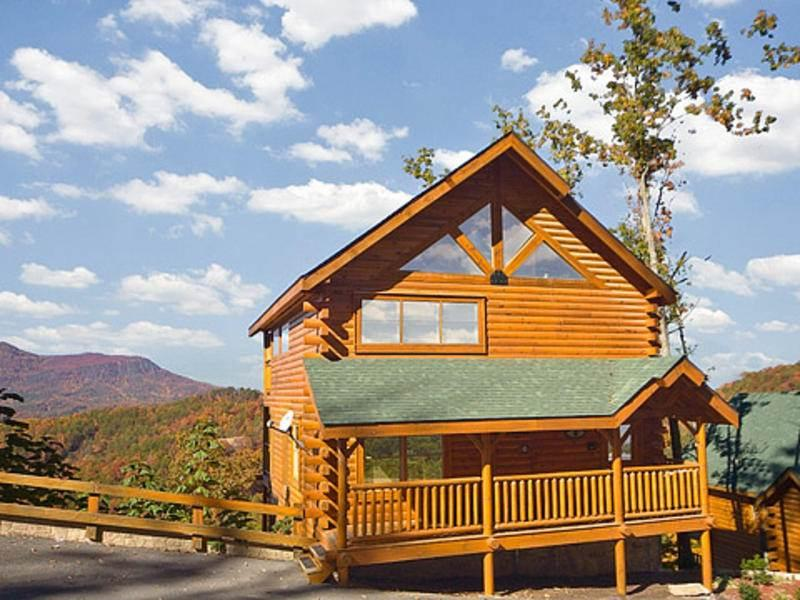 A Walk In The Clouds - Image 1 - Pigeon Forge - rentals