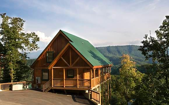 Above the Pines - Image 1 - Pigeon Forge - rentals
