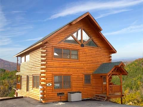 It's All About The View - Image 1 - Pigeon Forge - rentals