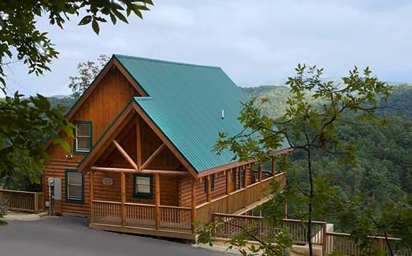 Over The Edge - Image 1 - Pigeon Forge - rentals