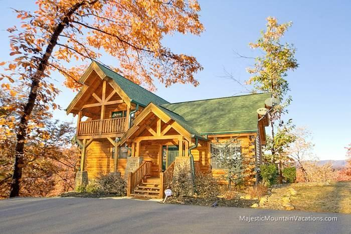 Ridgetop Theatre Lodge at Thunder Mountain - Image 1 - Pigeon Forge - rentals