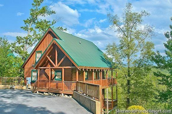Vista Point - Image 1 - Pigeon Forge - rentals