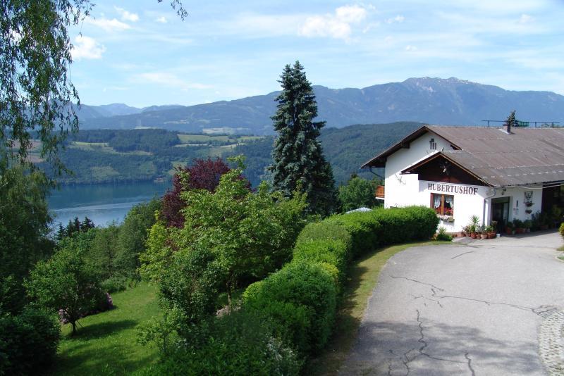 Welcome to Hubertushof, Sappl - Image 1 - Millstatt - rentals