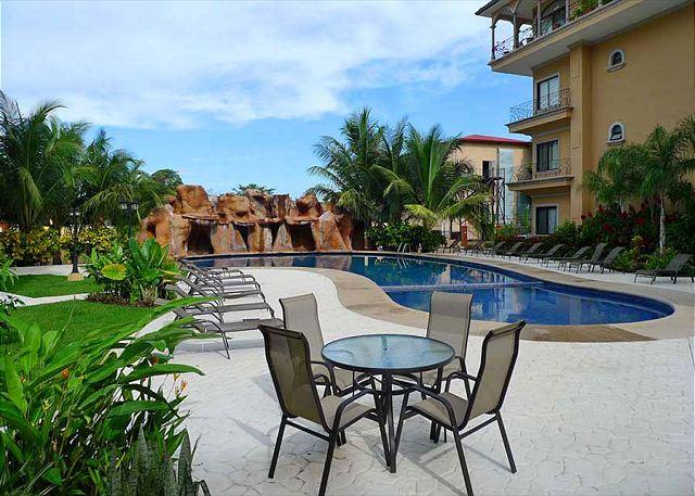 Sunrise pool - Remodeled 3BR Tamarindo Condo - Tamarindo - rentals