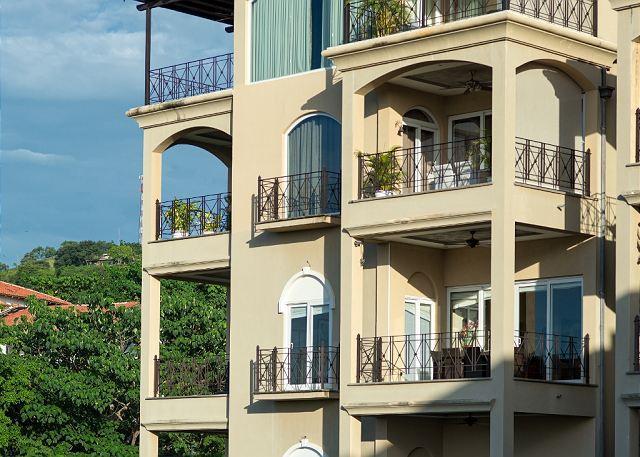 Beautiful Balcony - Incredible oceanfront property overlooking Tamarindo Bay - Tamarindo - rentals