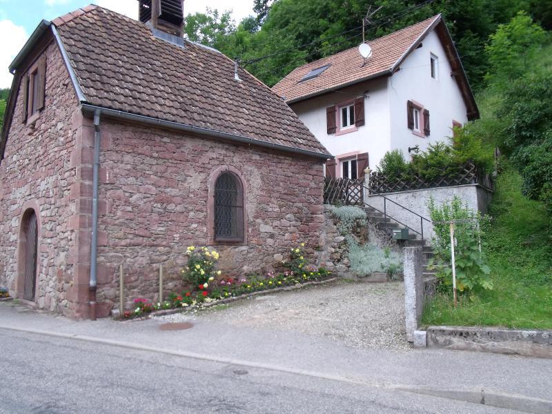 maison derriere la petite chapelle - Maison pres de Kaysersberg - Freland - rentals