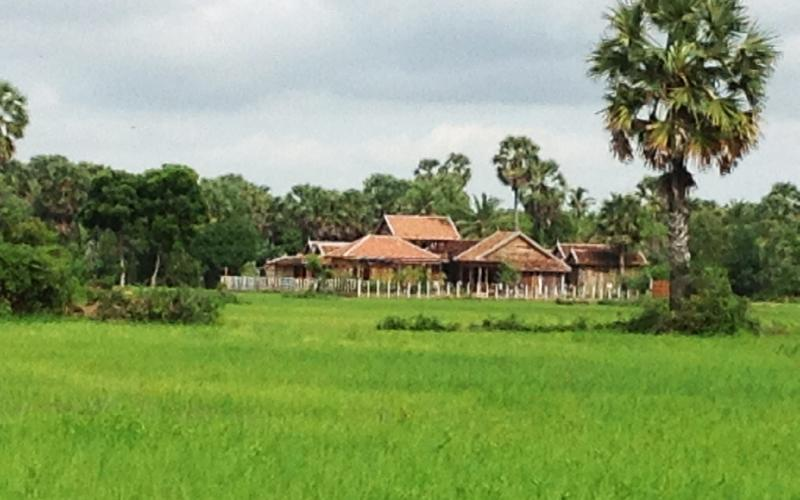 Real, Rural, Romantic, Relax Home!!! - Image 1 - Siem Reap - rentals