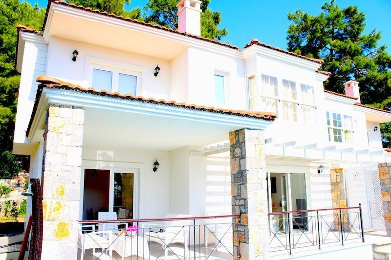 Bayview SD Villa 2| Luxury Villa with Private Pool - Image 1 - Gocek - rentals