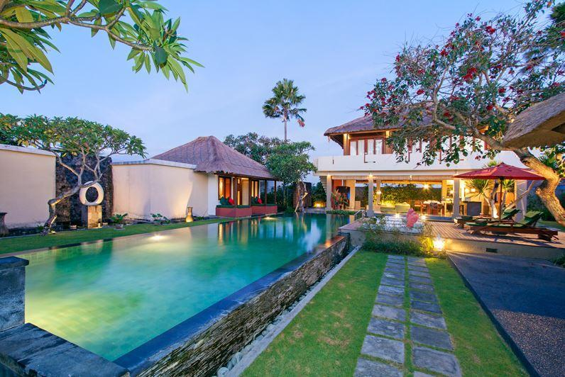 3 Bedrooms Villa Exterior with private pool, kitchen and en-suite bedrooms and bathrooms - PERFECT FAMILY  PRIVATE POOL IMANI VILLAS  2-3 BRs - Canggu - rentals