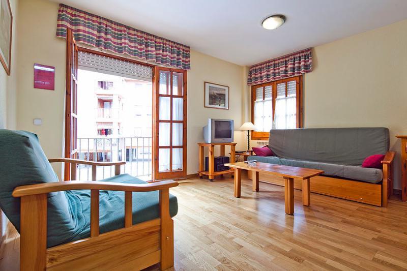 Livingroom1 - Viella center 2 bedrooms SOM - Vielha - rentals