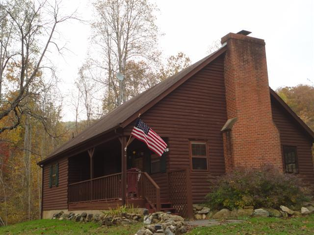 Lake View Cabin with Fishing - Image 1 - Amherst - rentals