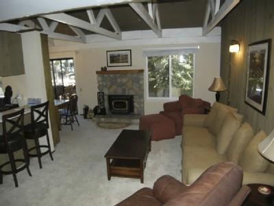 Cozy 1 BR/Loft Condo Close to Village - Blue Line - Image 1 - Mammoth Lakes - rentals