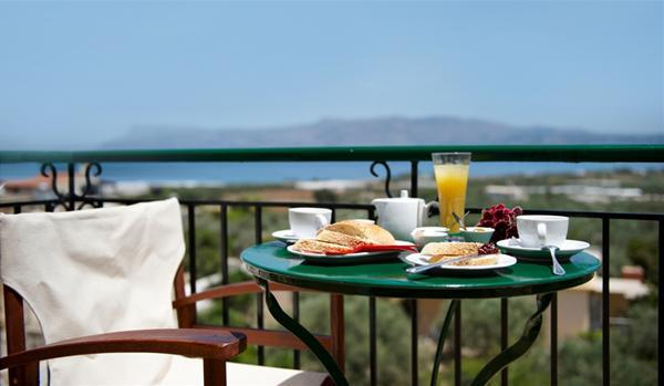 Sea View Accommodation in Kaliviani - Traditional Guest house with homemade breakfast - Kaliviani - rentals