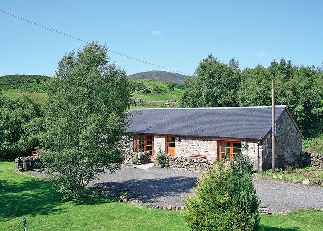 Rowantree Cottage - Rowantree Cottage - Glenisla, Perthshire, Scotland - Glenisla - rentals