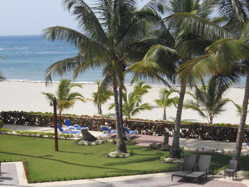 Beach view - Beautiful Ocean Front Apartment - Juan Dolio - rentals