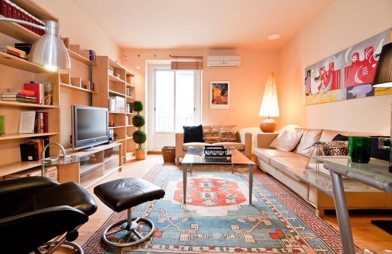 Atocha apartment - Image 1 - Madrid - rentals