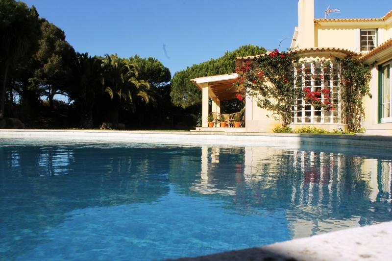 Villa Bougainville mit Pool Cascais - Villa Bougainville, villa with southern flair - Cascais - rentals