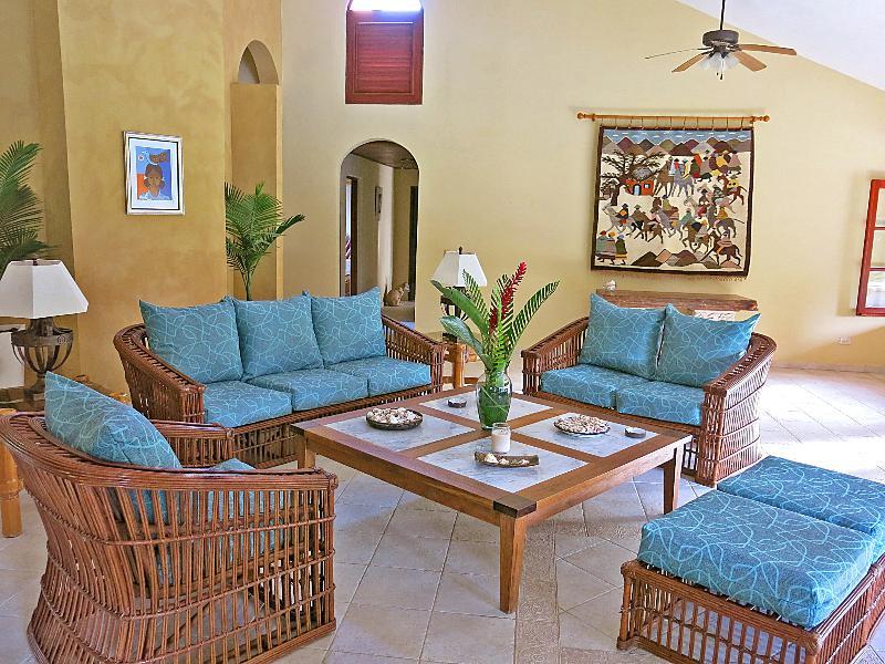 Private Villa in Gated Beachfront Community - Image 1 - Cabarete - rentals