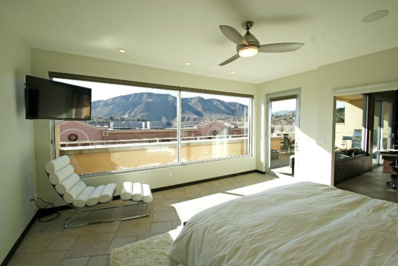 Master Bedroom - The Loft, Luxury Vacation Rental - Durango - rentals