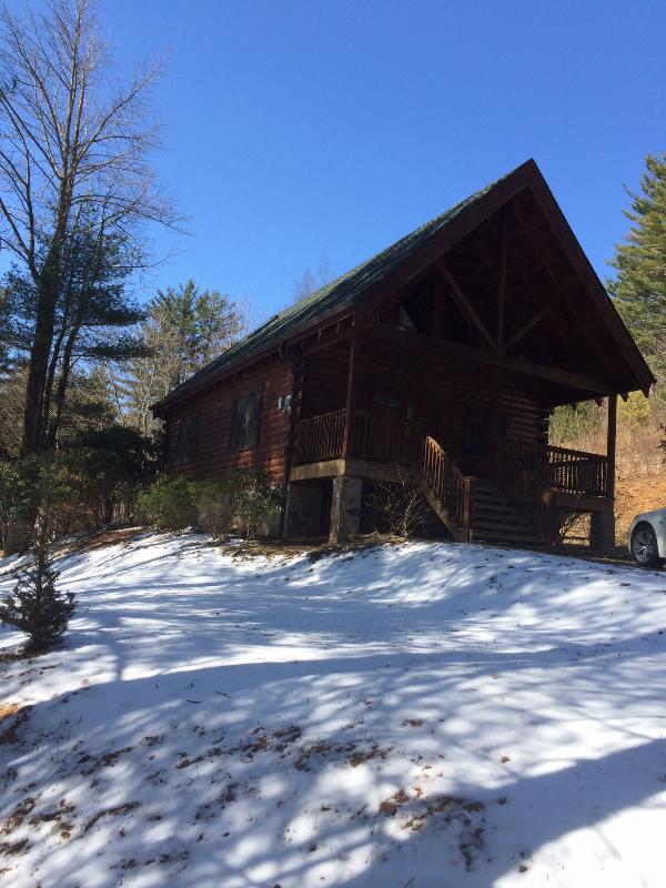 """Let it snow! Elev. 3250' - Parkway """"Bella Vista"""" - West Jefferson - rentals"""