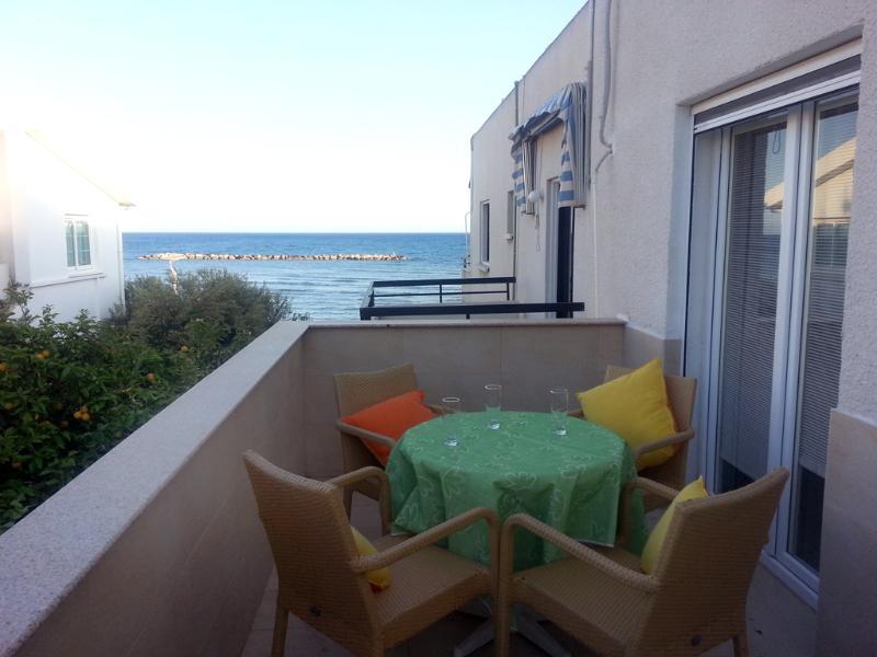 PBA 1 Bedroom Sup. SSV Apartment Larnaca Beach - Image 1 - Larnaca District - rentals