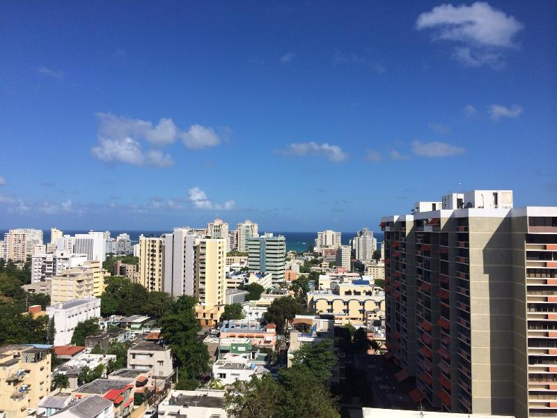 View from bedroom - Penthouse with Breathtaking Ocean Views! Perfect for Families and Groups - San Juan - rentals