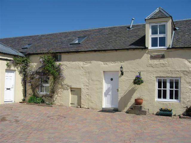 The Hayloft Self-Catering Cottage Perthshire - 18C 2-bedroom cottage Blairgowrie, Perth, Scotland - Blairgowrie - rentals