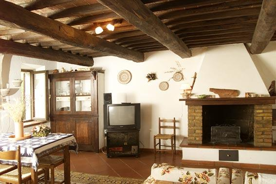 A country house in the South of Tuscany, Maremma - Image 1 - Lorenzana - rentals