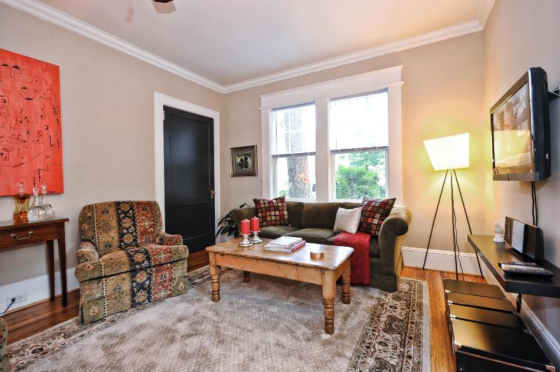 Historic Dilworth with Screened Porch - Image 1 - Charlotte - rentals