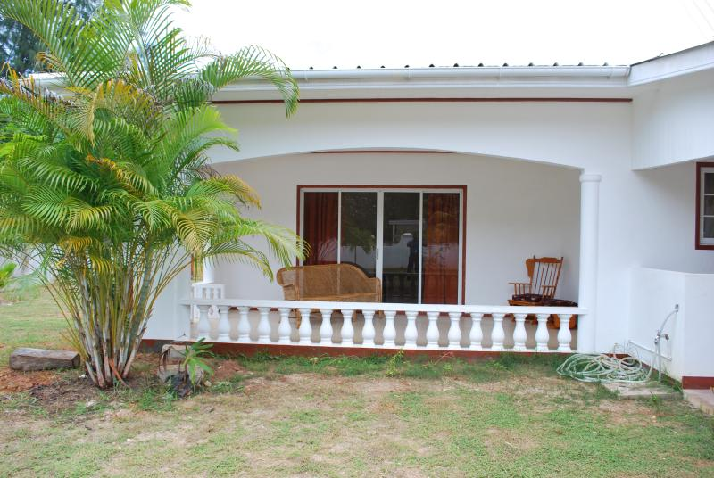 Apartment With Verenda and Garden - Chez Augustine Self Cathering Apt. - Mahe Island - rentals