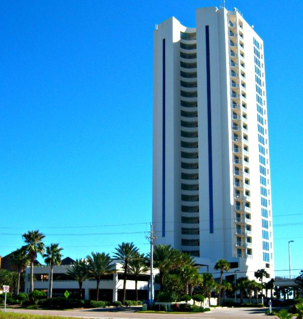 Island Tower 2602 - 502565 UNBELIEVABLE 26th Floor Penthouse...Ready to be amazed? - Image 1 - Gulf Shores - rentals