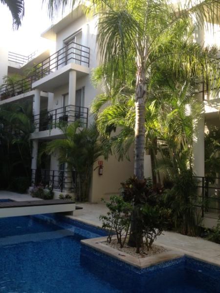 2 bedroom, Penthouse, Jacuzzi, 3 bathroom, 3 balc - Image 1 - Playa del Carmen - rentals