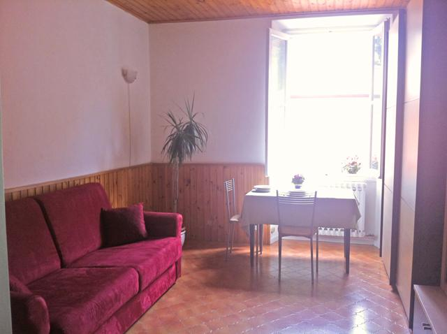 Lake Como, rental studio apartments: left apartment - Image 1 - Carate Urio - rentals