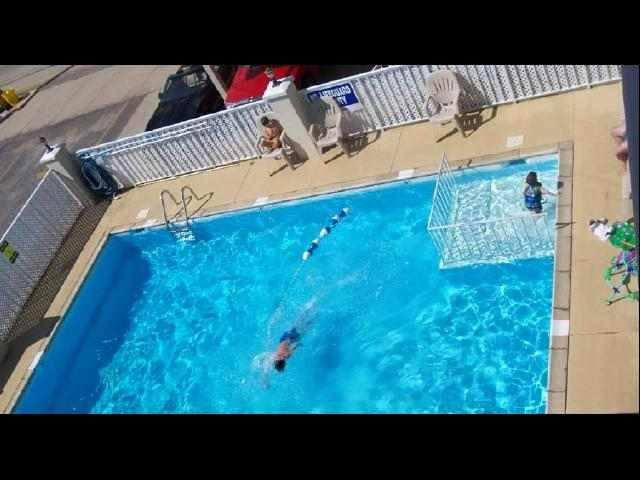 pool - Beach Holiday Wildwood Condo #308 - Wildwood - rentals