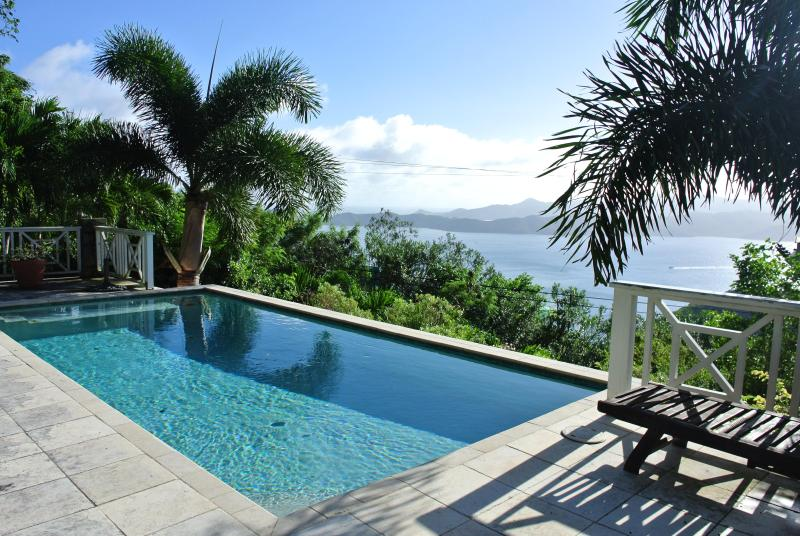 Glamorous Villa on Tortola British Virgin Islands! - Image 1 - Great Camanoe Island - rentals