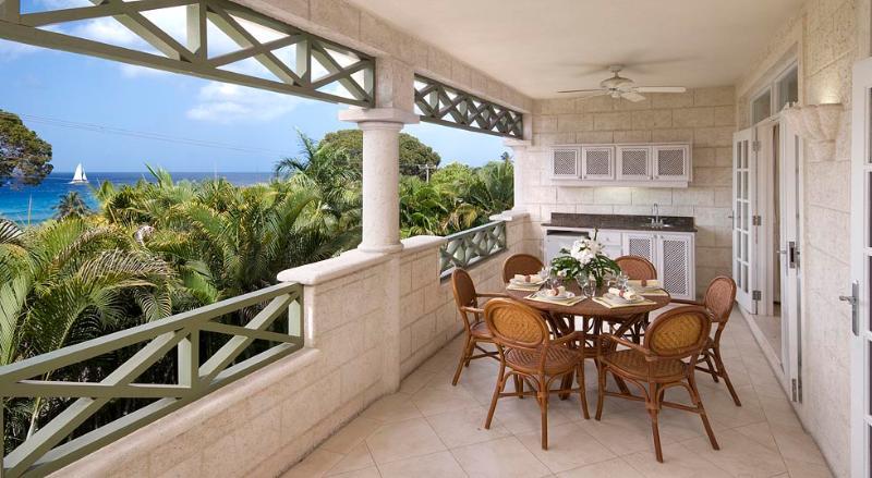 Summerland Villas 103 at Prospect, Barbados - Ocean View, Pool - Image 1 - Prospect - rentals