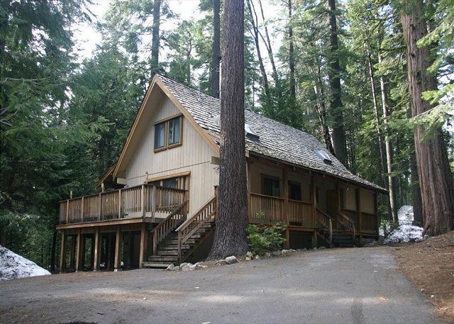 cabin - Moore Big Trees (Kids Paradise) - Arnold - rentals
