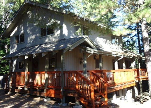 Exterior View - 4 Brown Bears Cabin - Dorrington - rentals