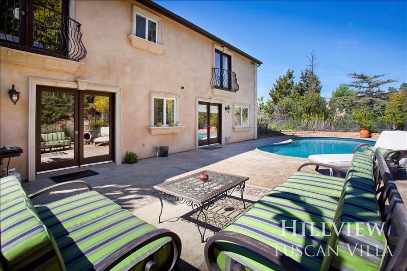 Hillview Tuscan Villa - Image 1 - Los Angeles - rentals