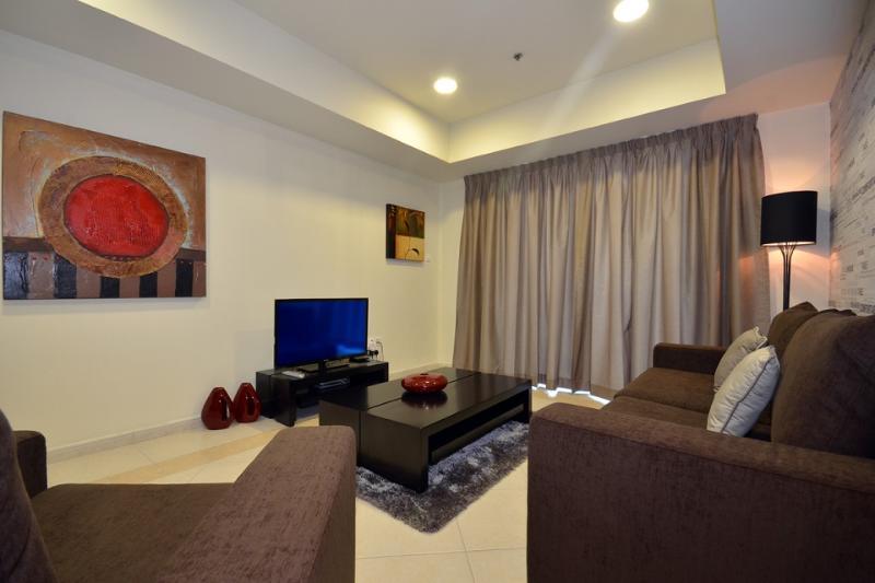 2BD Furnished in DUbai Marina, Princess Tower - 12 - Image 1 - Dubai Marina - rentals